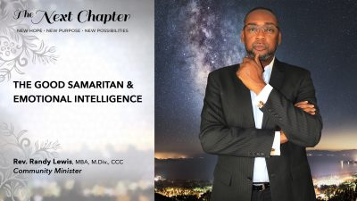 The Good Samaritan & Emotional Intelligence
